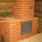 Как построить печь для бани